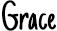 Grace signature